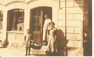 Drogerie und Kolonialwaren H. Grob-Rutz um 1915