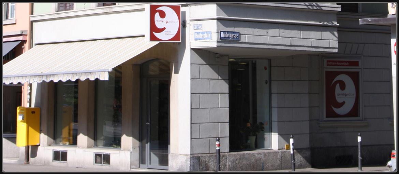 Holdergasse 1 8400 Winterthur Kosmetik und Pedicure Ursina Rietmann